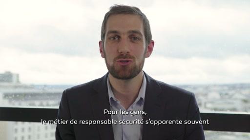 Julien, responsable exploitation immeuble